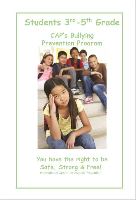 CAP's Bullying Prevention Guide