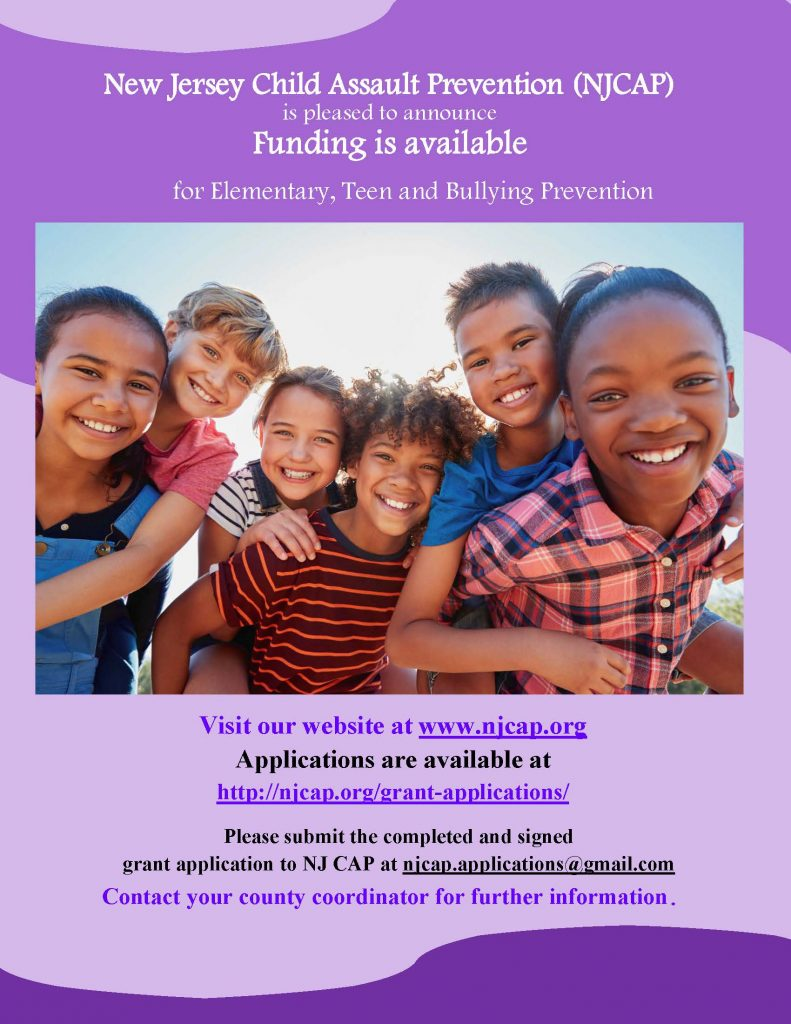 Grant Application Flyer